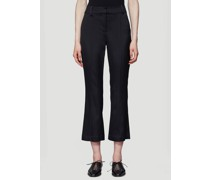 Danit Stretch Flare Trousers