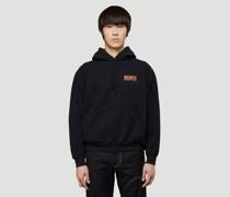 Recycled Logo Hooded Sweatshirt