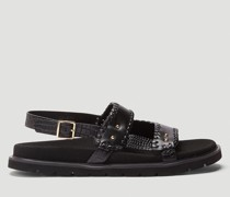 Turnover Mold Sandals