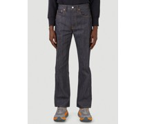 1947 501 Rigid Washed-Denim Jeans