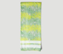 Tie-Dye Voile Scarf