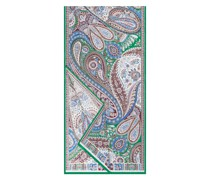 Ditsy Floral Paisley 45x170 45x170 multi green