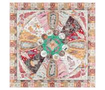 Persisches Horoskop 140x140 multi scarlet