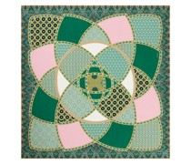 Kaleidoskop 100x100 multi rose