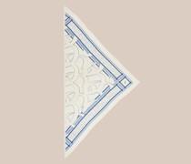 Triangle Big Monogram M
