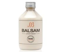 Nr. 03 Unscented Balsam (Unparfümiert) 330ml