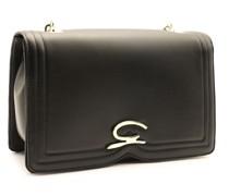 Appleskin vegan leather shoulder bag