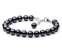 Armband mit schwarzen Perlen Rashn