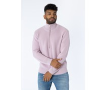 Pullover Zipped Jumper