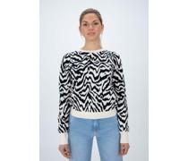 Pullover Zhello Animal Pattern