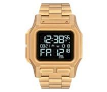 Regulus All Gold A1268-502 Quarz Unisex-Armbanduhr