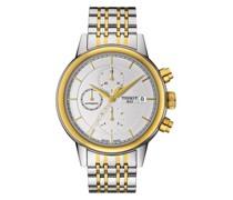 T-Classic Carson T0854272201100 armbanduhren  herren mechanisch