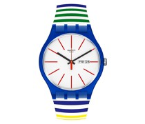 Home Stripe SUON715 armbanduhren  herren Quarz