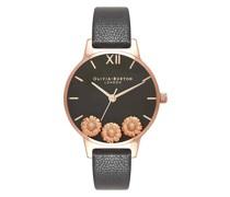 Dancing Daisy OB16CH05 Quarz Armbanduhr