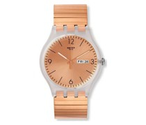 SUOK707B Quarz Unisex-Armbanduhr