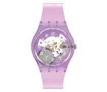 Tramonto Viola GV136 armbanduhren  damen Quarz