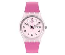 Rinse Repeat Pink GE724 armbanduhren  damen Quarz