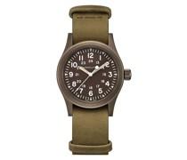 Khaki Field H69449861 armbanduhren  herren mechanisch
