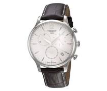T063-617-16-037-00 Quarz Armbanduhr