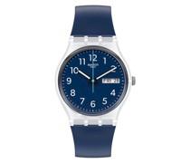 Rinse Repeat Navy GE725 armbanduhren  unisex Quarz