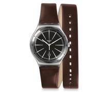 YWS409 Quarz Armbanduhr