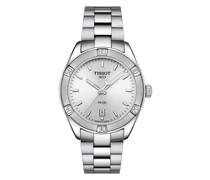 PR100 T101-910-11-031-00 Quarz Armbanduhr