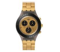 SVCM4010AG Quarz Unisex-Armbanduhr