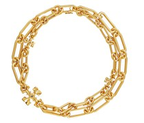Roxanne Chain Layered Necklace