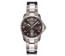 Certina Herren-Armbanduhr XL Analog Quarz Edelstahl C001.410.44.087.00