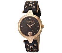 Versus  Damen -Armbanduhr  Analog  Quarz Leder SCI060016