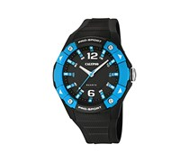 Calypso Herren-Armbanduhr Analog Quarz Plastik K5676/6