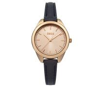 Oasis Damen-Armbanduhr Analog Quarz B1547