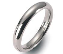 Unisex -Ehe, Verlobungs & Partnerringe Ringgröße 62 (19.7) - OR50784/62