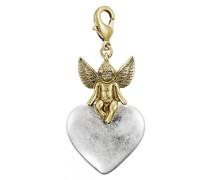 Jewelry Damen-Anhänger aus der Serie Mega Charm vergoldet versilbert 6.0 cm 411242013