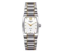 Damen-Armbanduhr XS Analog Quarz Edelstahl C012.309.22.037.00