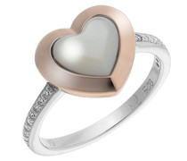 Damen-Ringe zirkonia- Ringgröße 52 (16.6) ZR-7289/RG/52