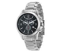 Herren-Armbanduhr 290 Chronograph Quarz Edelstahl R3273690004