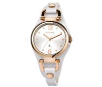 Orphelia Damen-Armbanduhr XS Analog Quarz Leder OR53170781