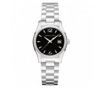 Hamilton Lady Jazzmaster Women'Armbanduhr PH4900-C-PH01T Analog Edelstahl silber H32351135