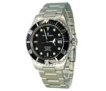 Herren-Armbanduhr XL Diver Analog Automatik Edelstahl 17571.2137