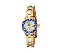 Invicta Damen- Armbanduhr Pro Diver Lady Analog Quarz 4610