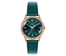 Damen-Armbanduhr HL34-SS-0206
