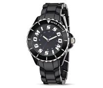 Damen-Armbanduhr Glitter Analog Resin SHU003