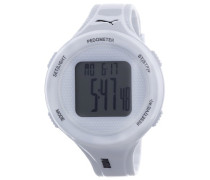 Puma Damen-Armbanduhr XL Step Digital Quarz Plastik PU911042002