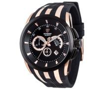 Herren-Armbanduhr Man Alento Analog Quarz DT2036-B