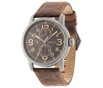 Timberland Herren-Armbanduhr Erving Analog Quarz 14812JSU/12
