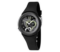 watches Mädchen-Armbanduhr Analog Kautschuk K5576/6