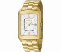 Herren-Armbanduhr Celebrite Analog Quarz Edelstahl Swiss Made