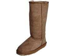 Emu Stinger Hi, Damen Bootsschuhe, Braun (Mushroom), 37 EU (4 Damen UK)