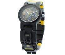 LEGO Unisex-Armbanduhr DC Universe Batman Analog Quarz Plastik 8020264